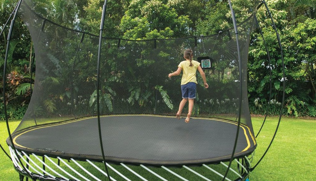 trampoline health benefits
